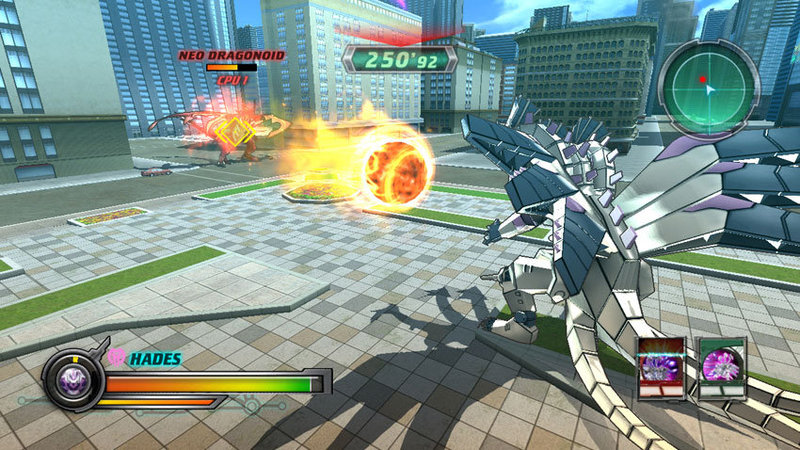 Bakugan Defenders of the Core XBox 360 Review - www
