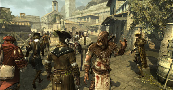 Assassin S Creed Brotherhood Ps3 Review Www Impulsegamer Com
