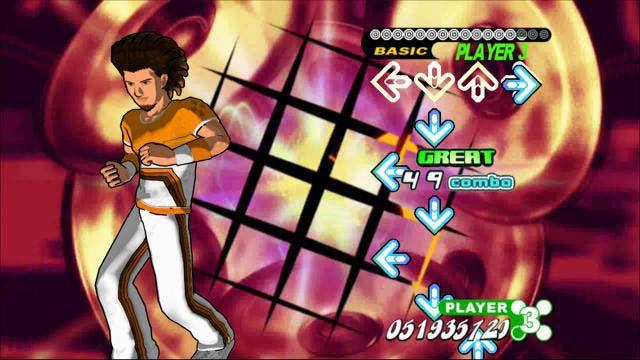 Dance dance revolution universe 3 screenshot 7483