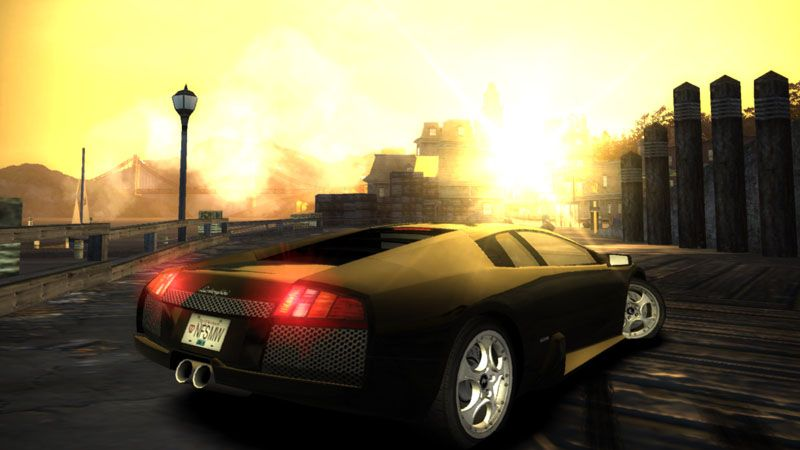 Need For Speed Most Wanted Xbox 360 Review Www Impulsegamer Com