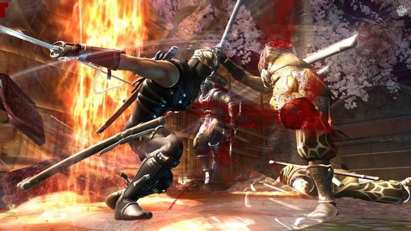 Ninja Gaiden Ii Xbox 360 Review Www Impulsegamer Com