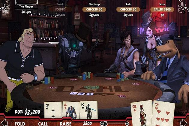 Poker Night 2 is Fun But a Tad