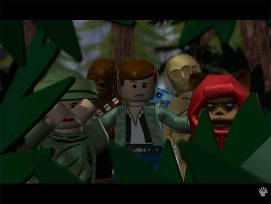 Lego Star Wars The Complete Saga Xbox 360 Review Www