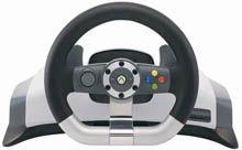 Lenkrad XBox 360 Wireless Racing Wheel