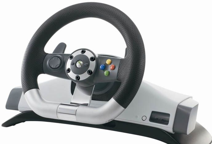 lenkrad xbox 360 wireless racing wheel playseat. Black Bedroom Furniture Sets. Home Design Ideas