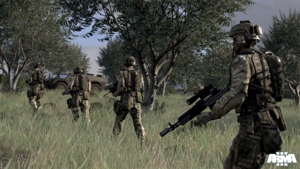 Survive' trailer launches Arma 3 campaign episode - Impulse Gamer