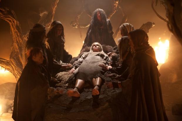 Lords of Salem ritual (Custom)