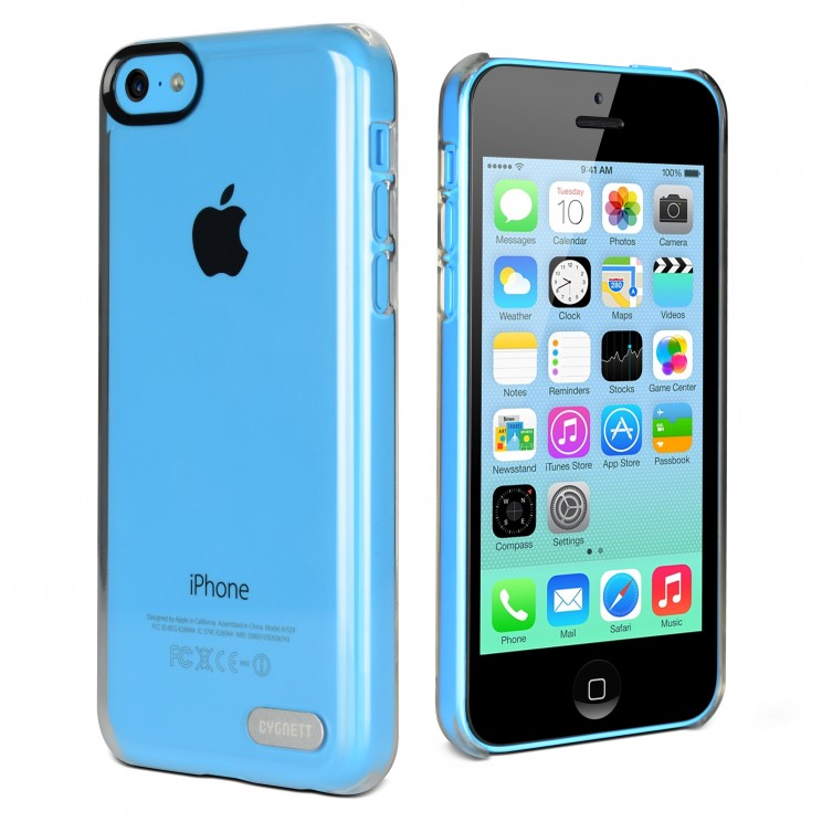 Cygnett Crystal Clear Slim Case for iPhone 5C - Impulse Gamer