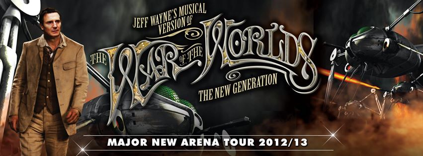 Jeff Wayne's The War Of The Worlds: The New Generation