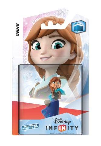 Disney Infinity Anna Single Pack 2D