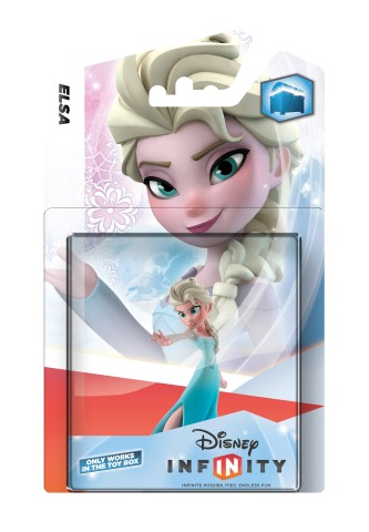Disney Infinity Elsa Signle PAck 2D