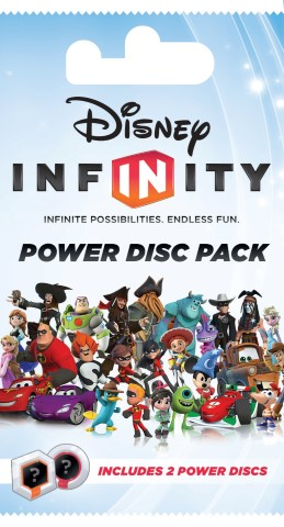 Disney Infinity Power Discs Series 2 2D