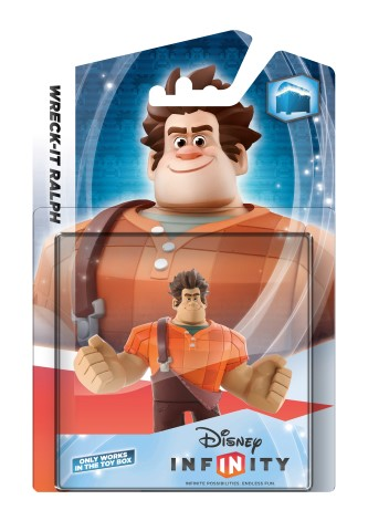 Disney Infinity Ralph Single Pack 2D
