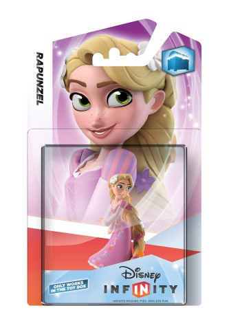 Disney Infinity Rapunzel Single Pack 2D