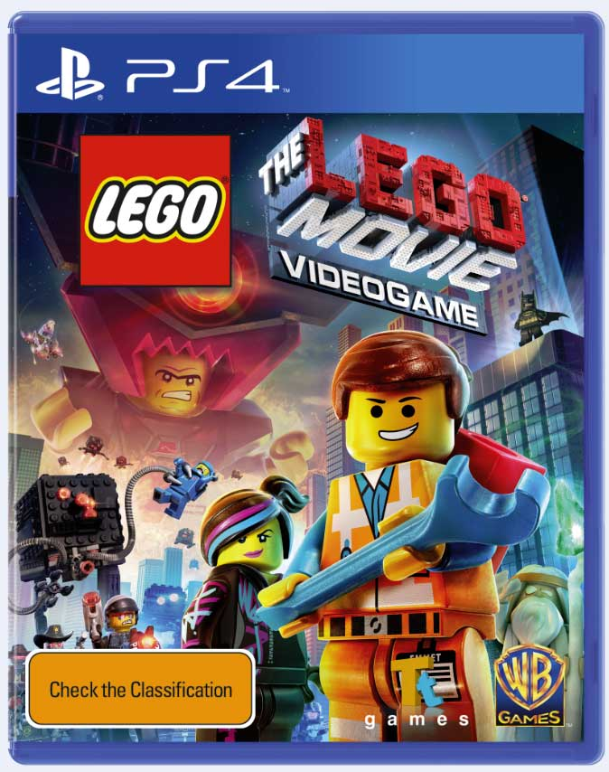 New Lego Games For Ps3 : The lego movie videogame box art unveiled impulse gamer