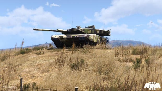 Red Steel Rain Update Comes to World of Tanks: Xbox 360 Edition