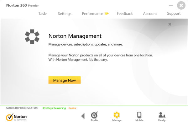 NORTON 360 MULTI-DEVICE PREMIER Review - Impulse Gamer