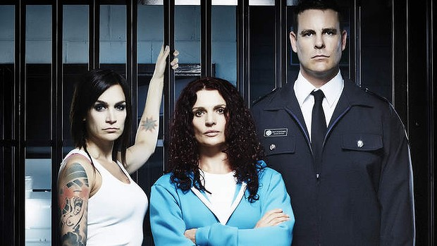 wentworth the complete season one dvd review impulse gamer