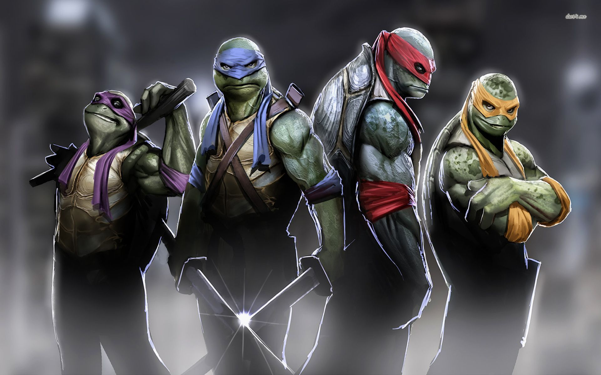 It is a picture of Stupendous Teenage Mutant Ninja Turtle Images