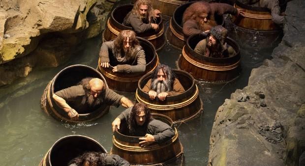 Dwarves-in-Barrels-and-Bilbo-earns-his-Barrel-Rider-title (Custom)
