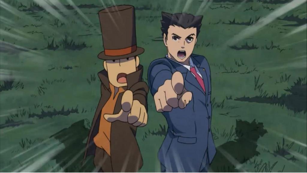 Professor Layton vs. Phoenix Wright Ace Attorney Review