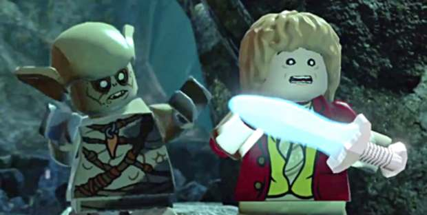 Lego the hobbit adds three new dlc packs impulse gamer