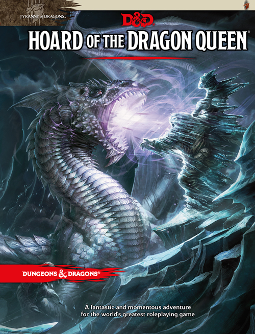DnD ToD Hoard of the Dragon Queen