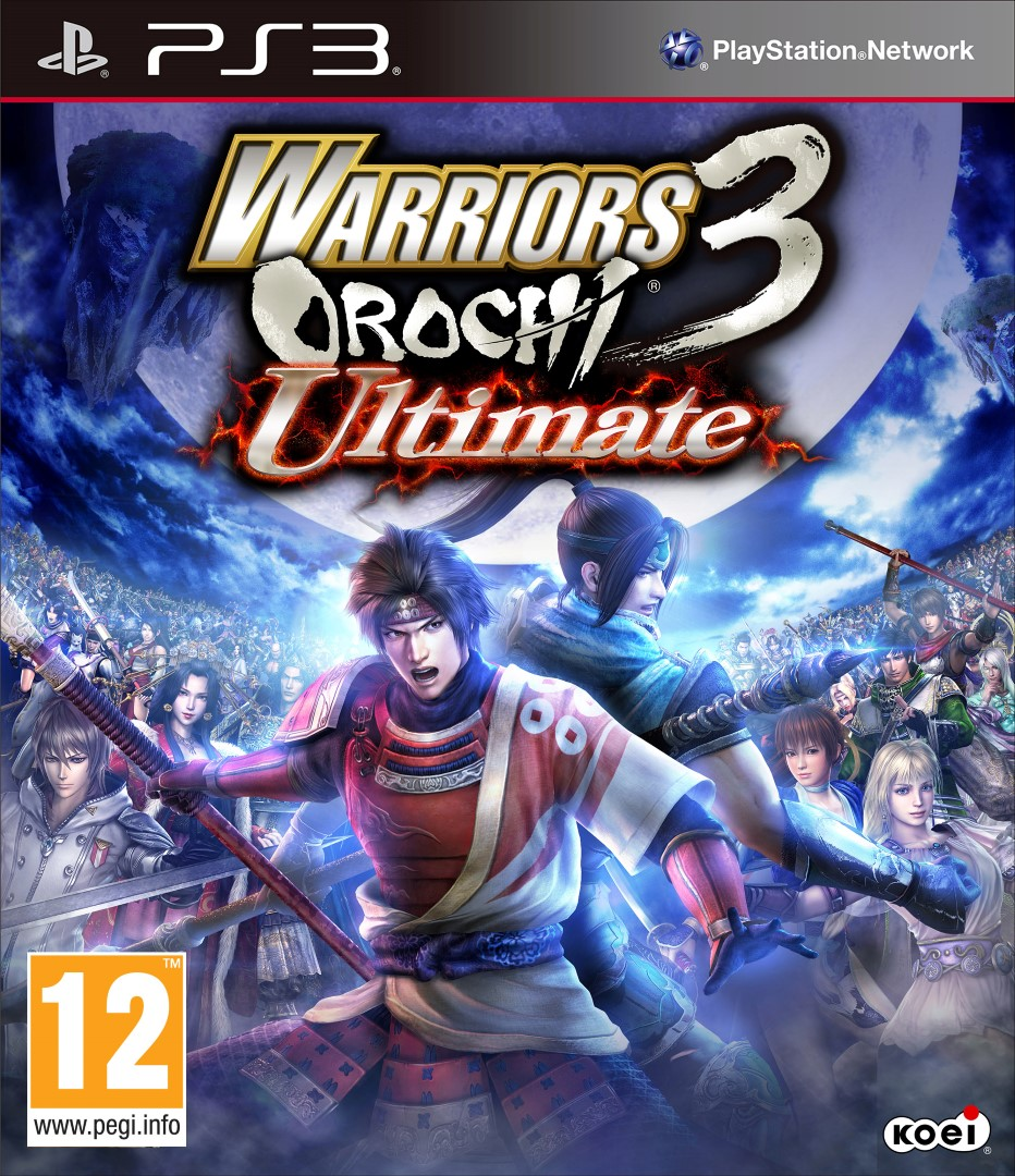 WARRIORS OROCHI 3 ULTIMATE IN DEVELOPMENT FOR PLAYSTATION