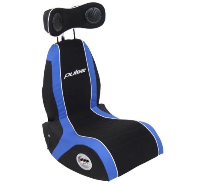 Boom Side  sc 1 st  Impulse Gamer & Pulse BT Boom Chair review - Impulse Gamer
