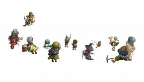 Fantasy Life_chrgrp_Character_ Parts
