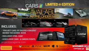 Project Cars Limited Edition Beauty Shot ANZ