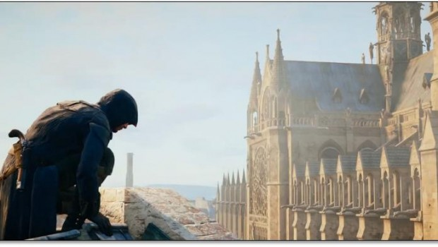 Assassin's Creed: Unity's Latest Patch is Bigger Than Some Games