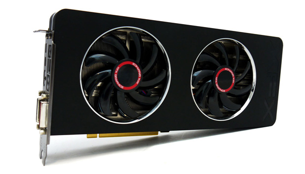 XFX R9 280 Double Dissipation Black Edition OC graphics card