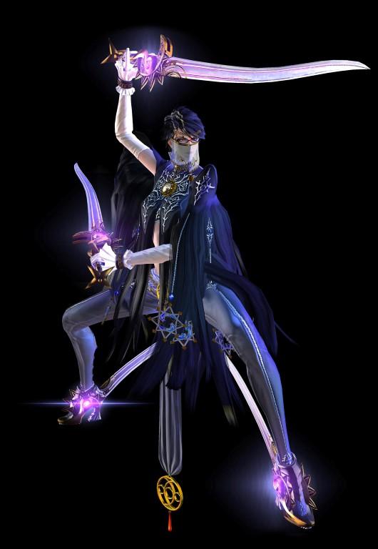 Bayonetta 2 Character (3)