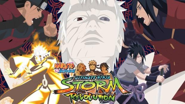 Naruto-Ultimate-Ninja-Storm-Revolution (Custom)