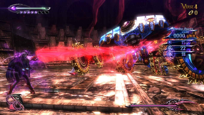 Bayonetta 2 screenshot (2)