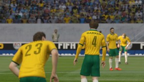 FIFA 15 Career 0-0 AUS V BUL, 1st Half