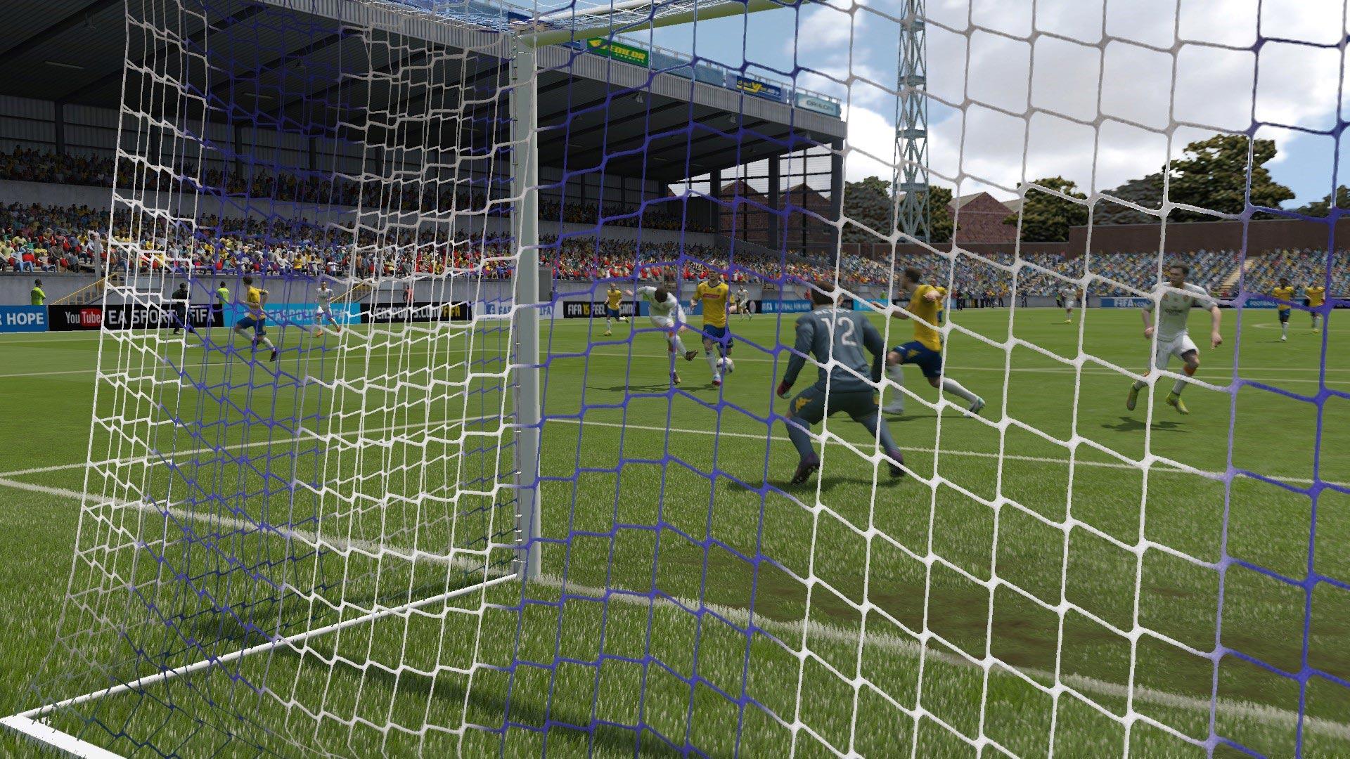 FIFA 15 Career 0-1 CCM V BRI, 1st Half