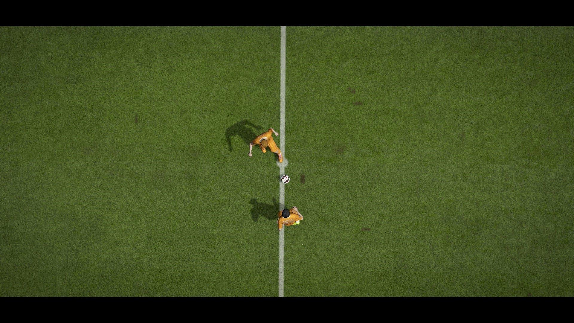 FIFA 15 Career 3-0 BRI V PER, 1st Half