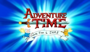 adventure-time-logo-fin-and-jake-wallpaper (Custom)