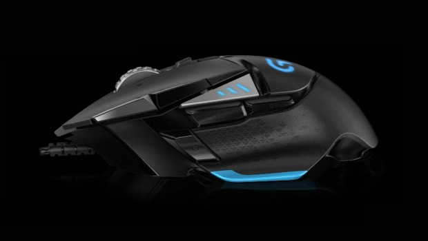 Logitech G502 Proteus Core Tunable Gaming Mouse Impulse Gamer
