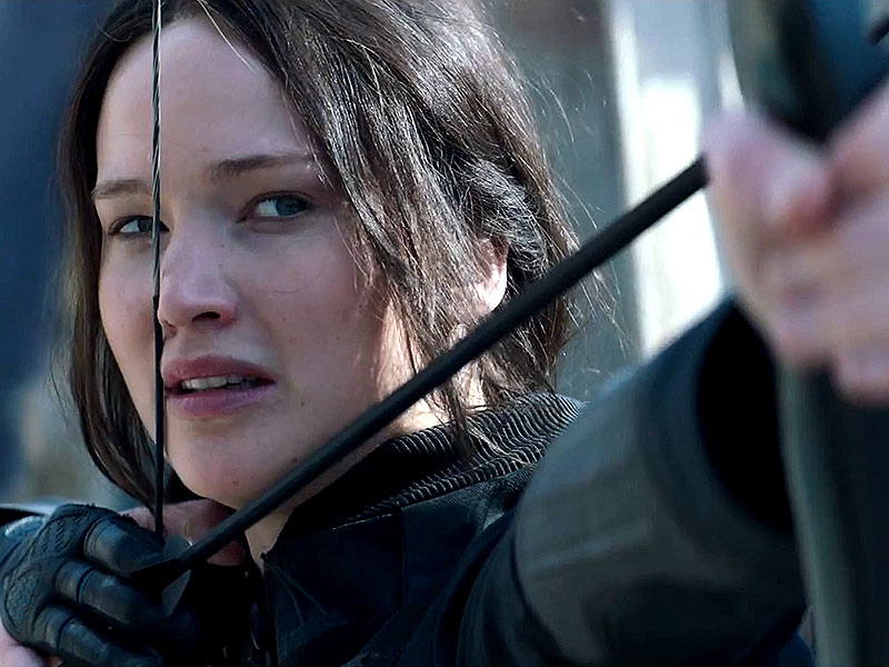 The Hunger Games: Mockingjay – Part 1- Film Review