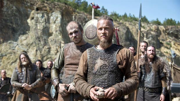 Vikings the complete Second Season Blu-ray Review - Impulse
