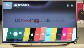 LG WebOS 2.0 TV
