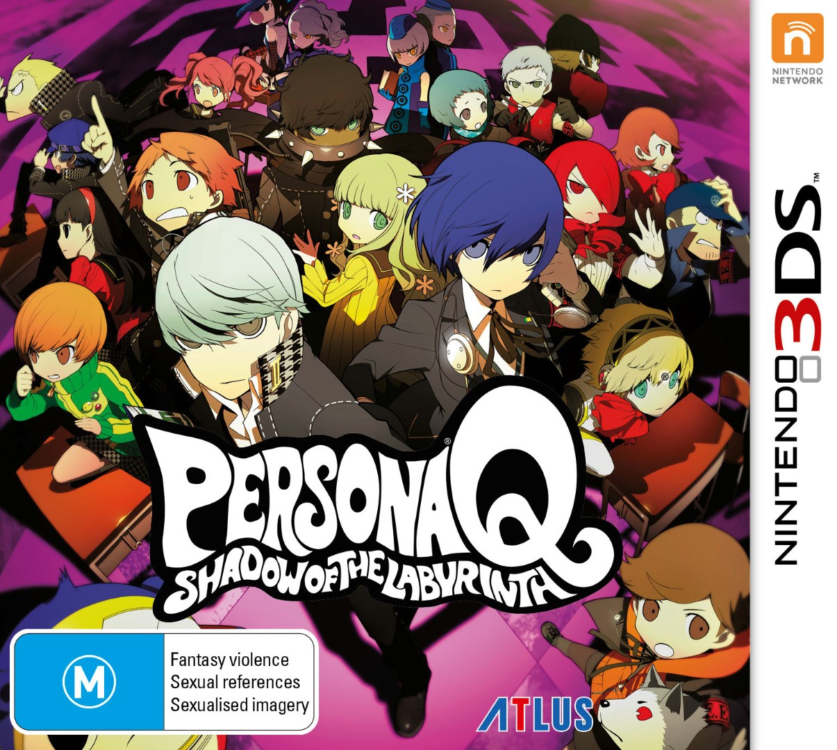 persona174 q shadow of the labyrinth is now available at