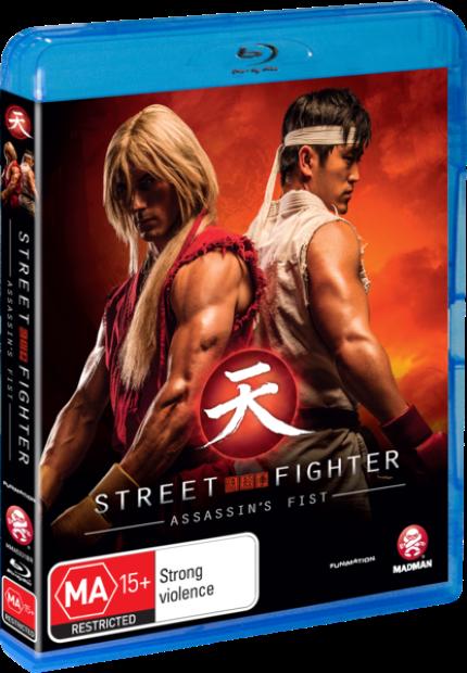 Street Fighter Assassin S Fist Blu Ray Review Impulse Gamer