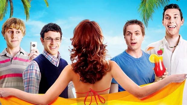 flirting games at the beach movie times movie cast