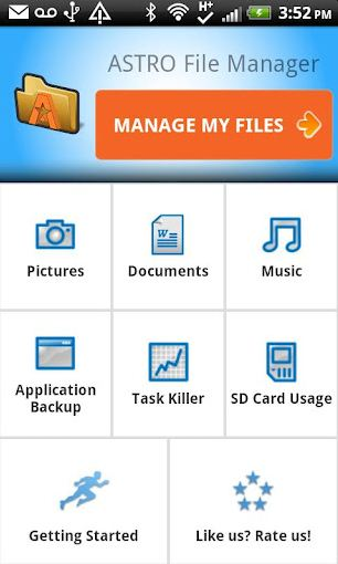 astro file manager for android mobile
