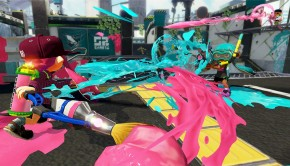Splatoon Battle 1