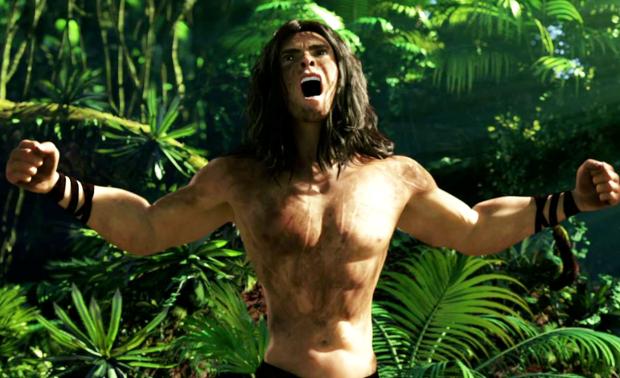 Tarzan-3D (Custom)